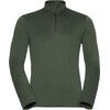 Odlo Harbin sweater Heren olijf